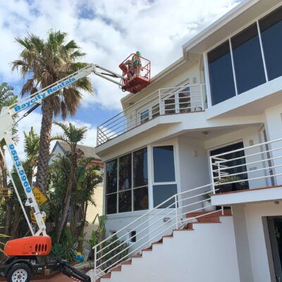 Outdoor professional painting