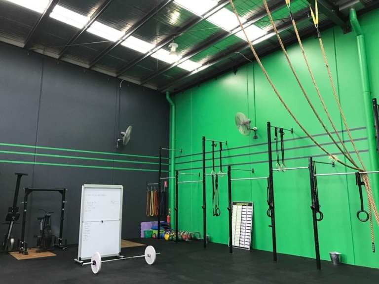 Commercial Gymnasium Painting Langwarrin